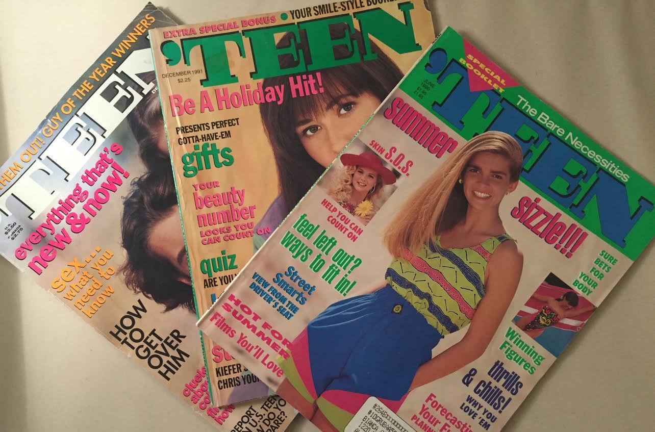 teen magazine