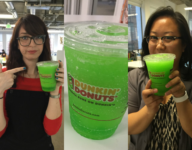 dunkin two