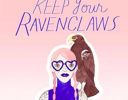 harry potter feminist posters