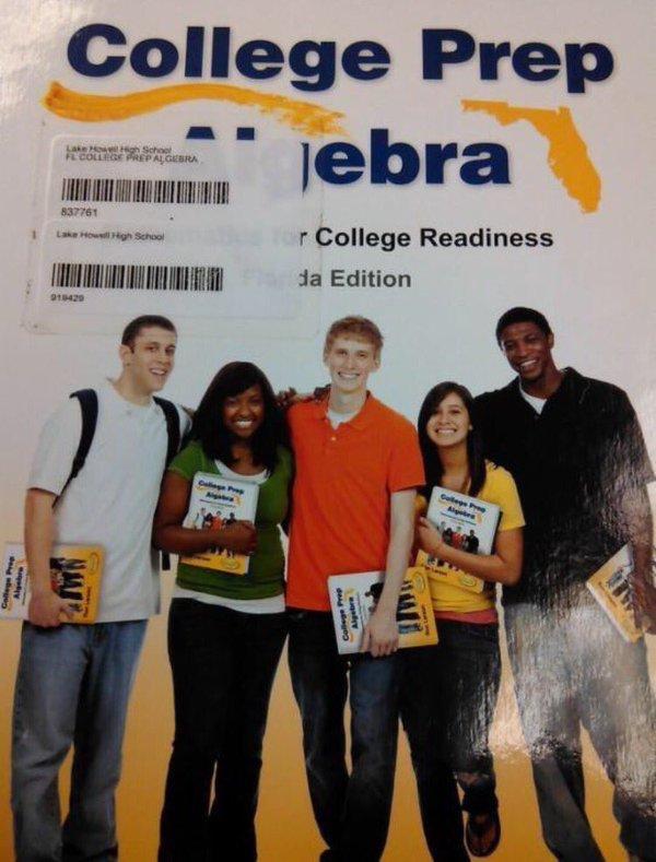 Picture of Algebra Bookception