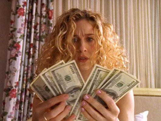 carrie-bradshaw-money
