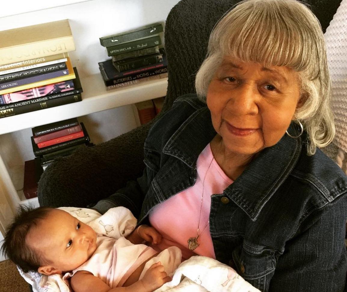 john legend grandma