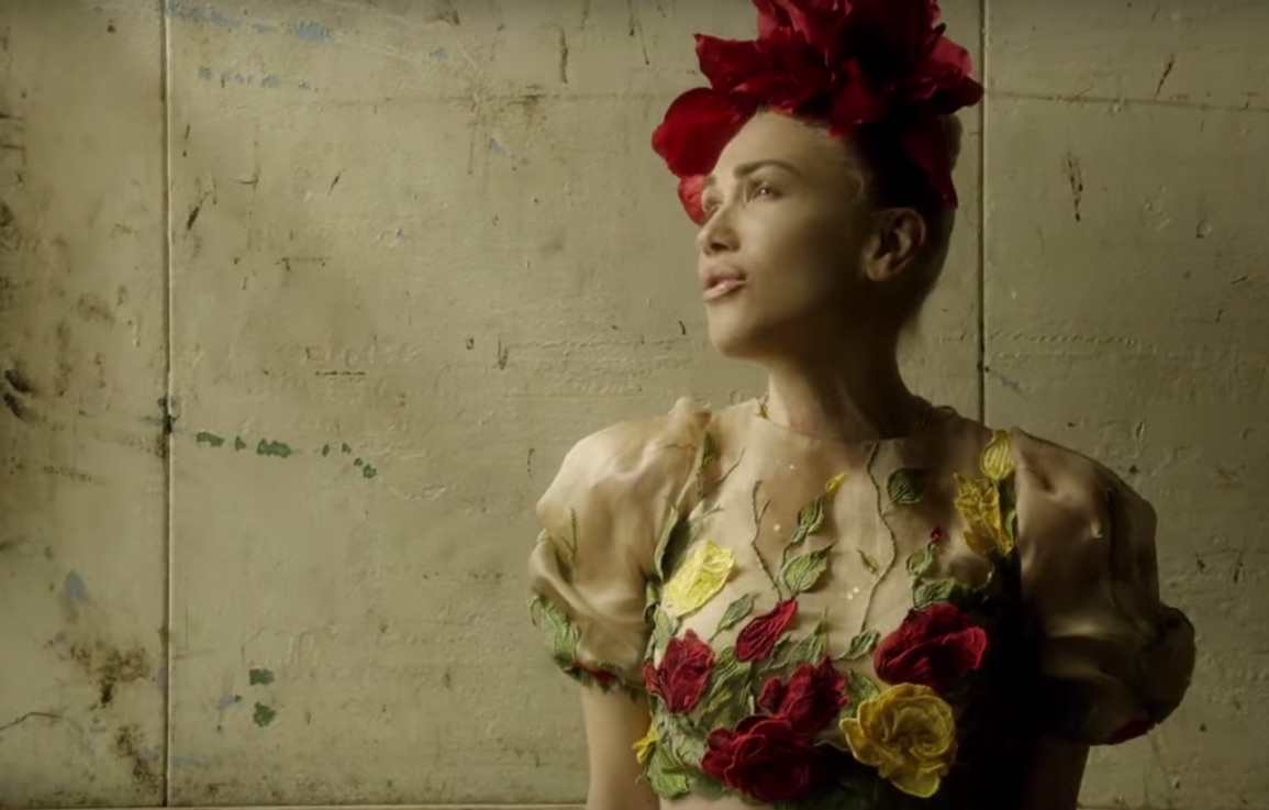 gwen stefani music video
