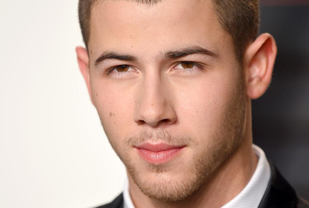 Nick Jonas bacon