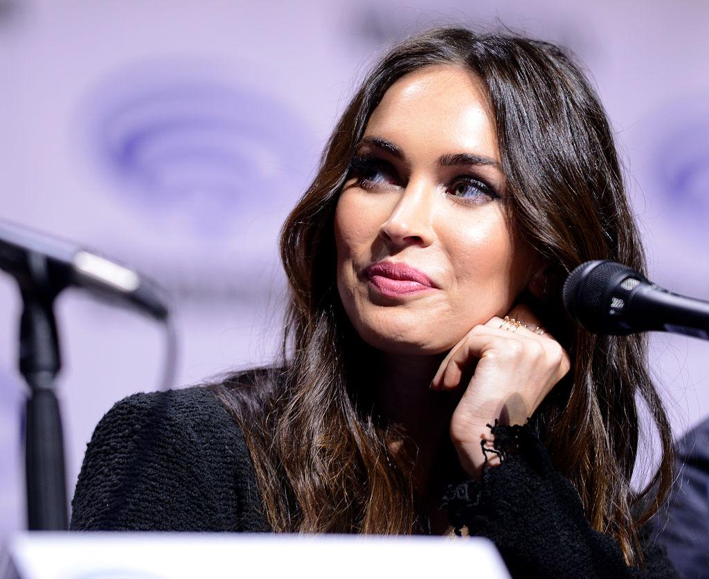 Megan Fox women in hollywood