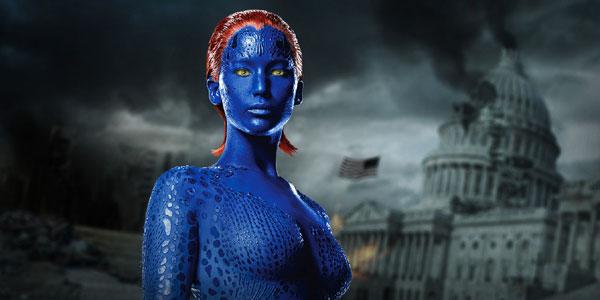 Picture of Jennifer Lawrence Mystique