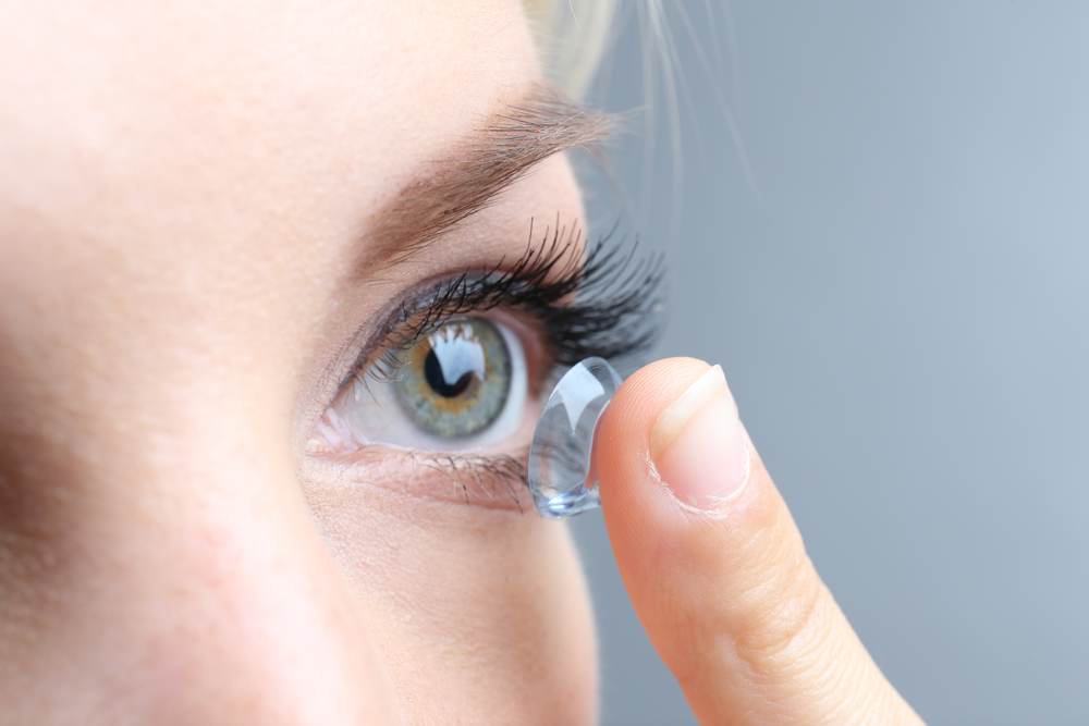 contact lens 4