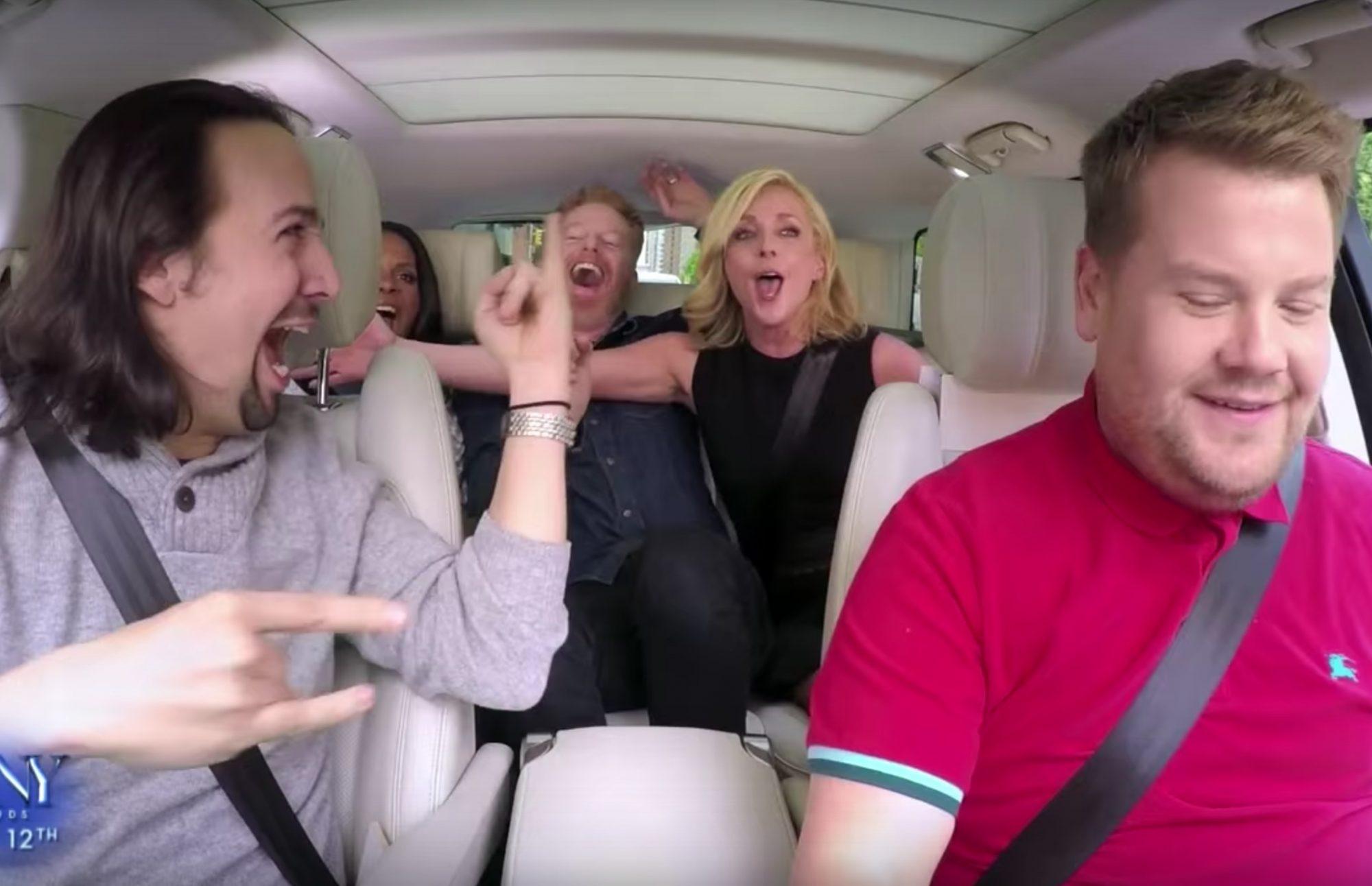 Lin-Manuel Miranda Carpool Karaoke