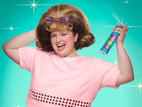 hairspray live! tracy turnblad