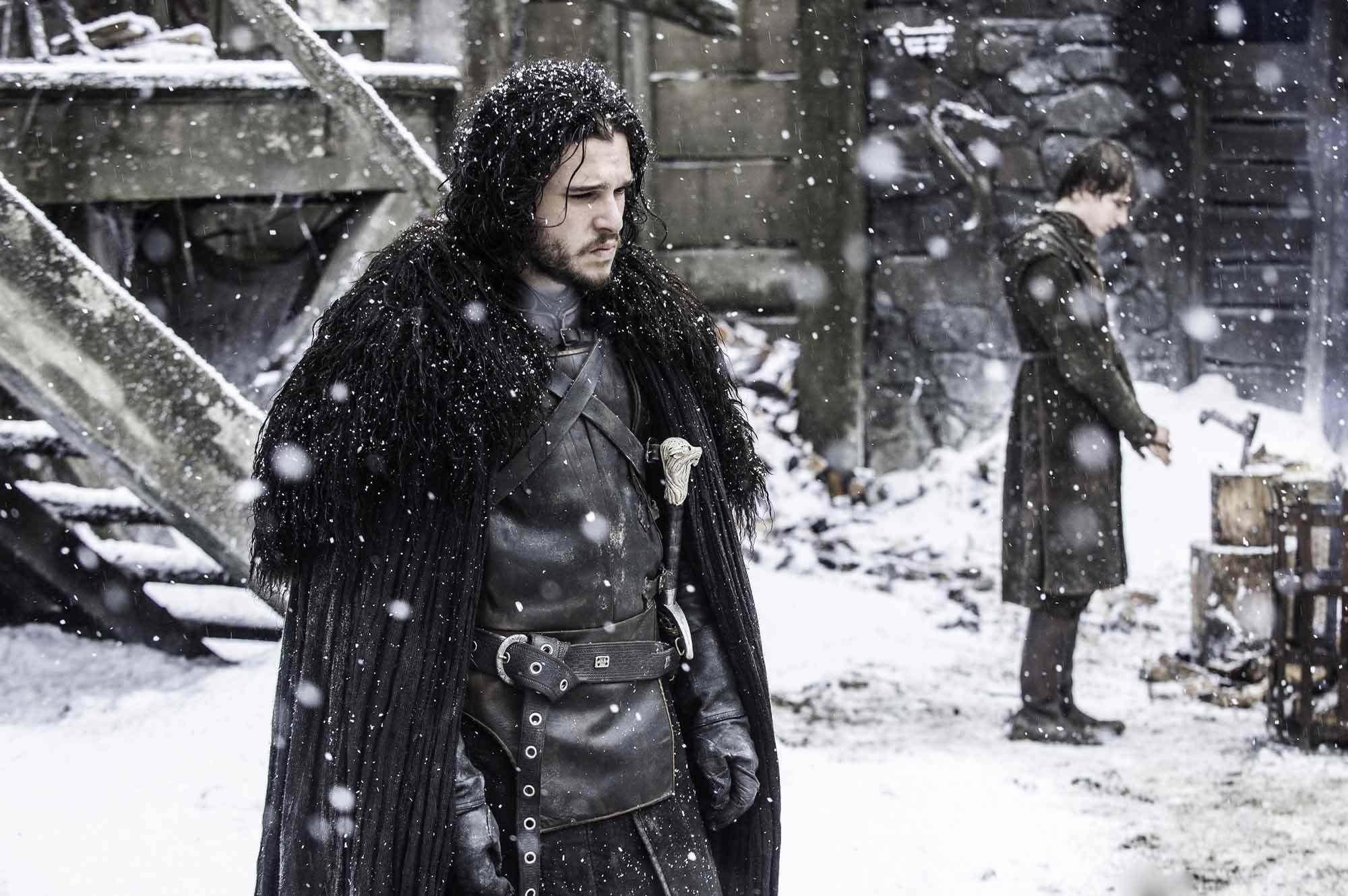 jon snow looking sad game of thrones helen sloan hbo.jpeg