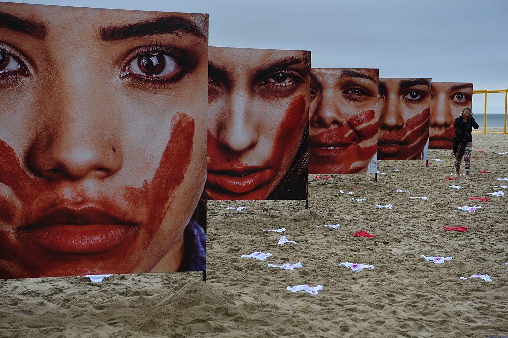 BRAZIL-SEXUAL-VIOLENCE-DEMO