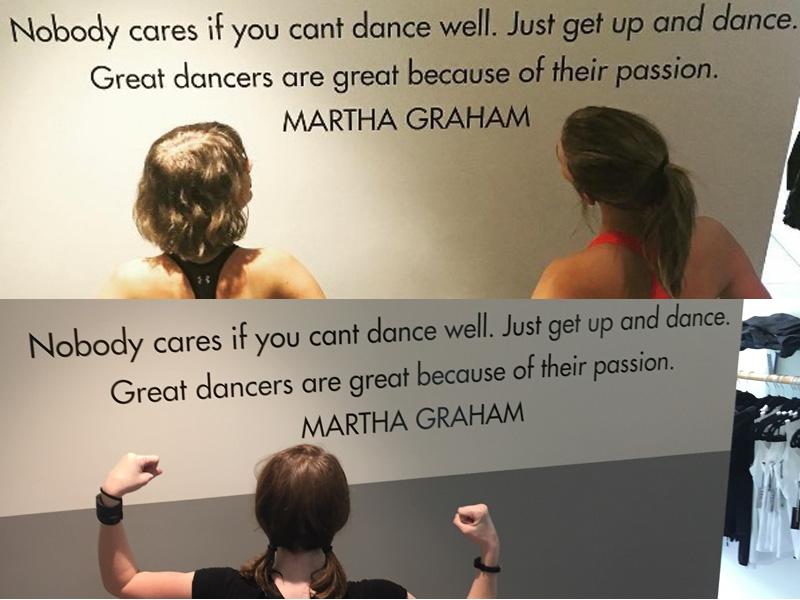taylor swift dance class