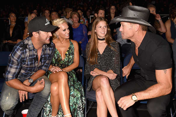 2016 CMT Music Awards - Backstage & Audience