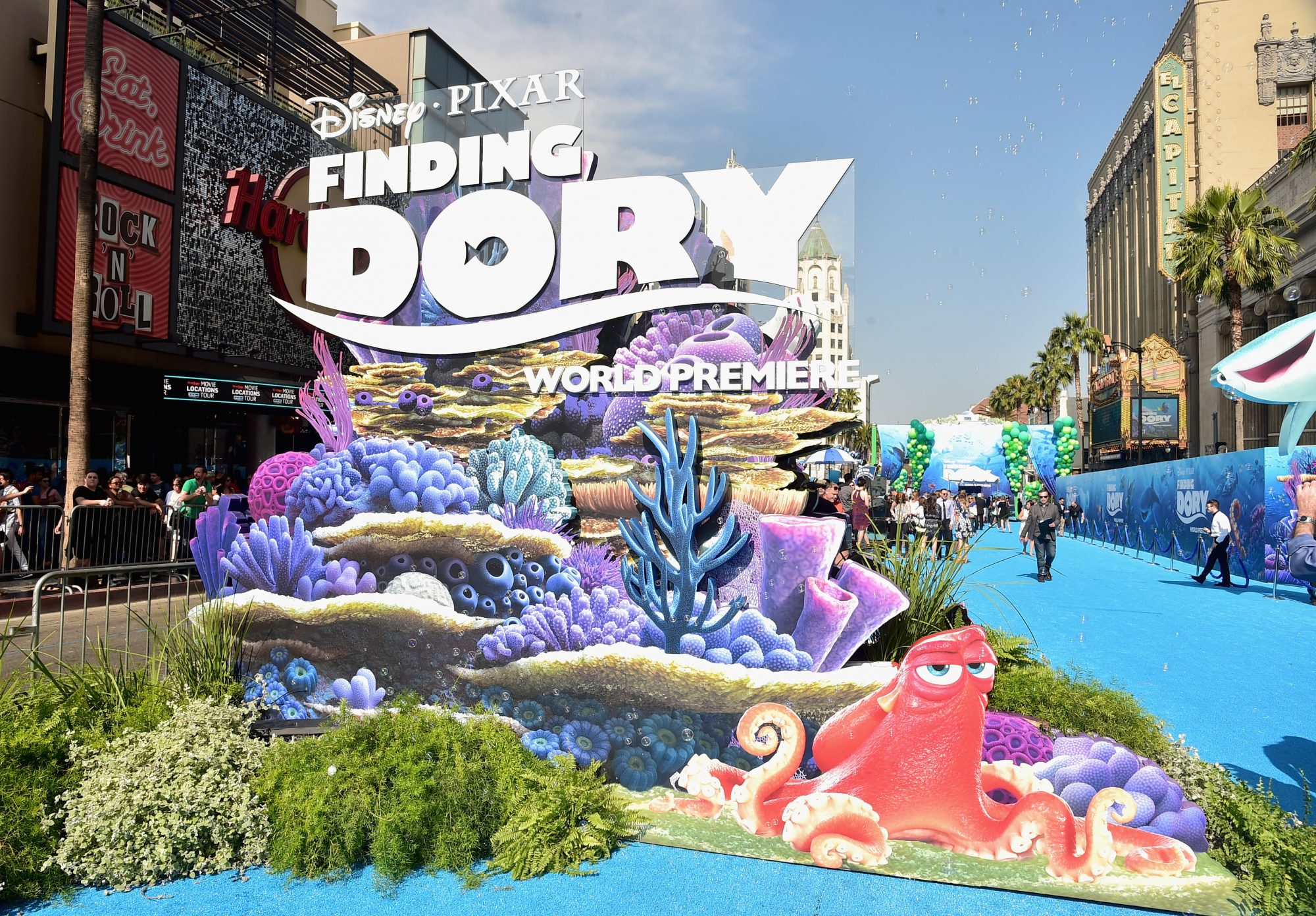 """The World Premiere Of Disney-Pixar's """"Finding Dory"""""""