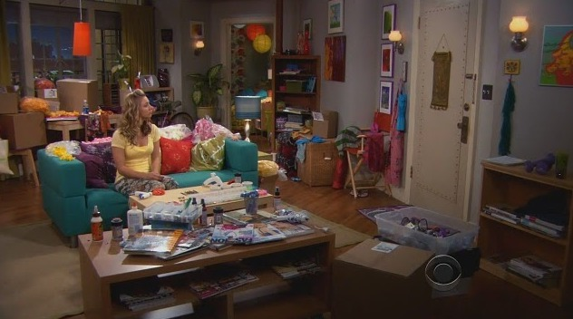 Picture of Penny's Living Room