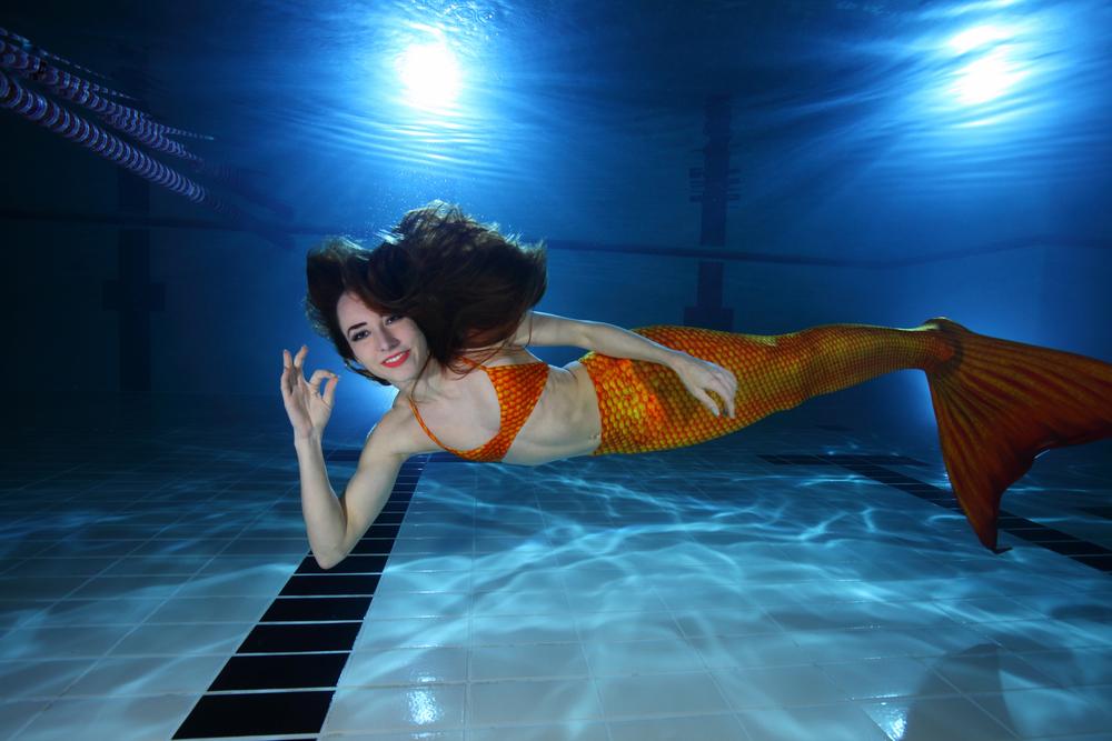 mermaid fitness