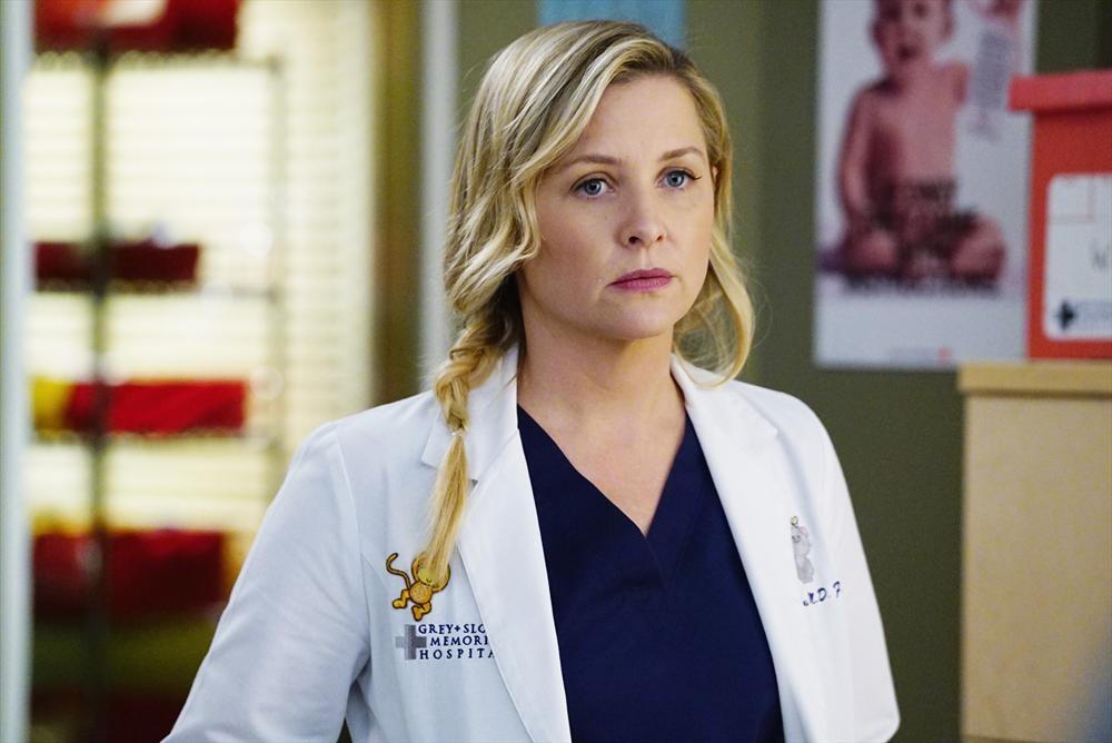 Picture of Grey's Anatomy Arizona