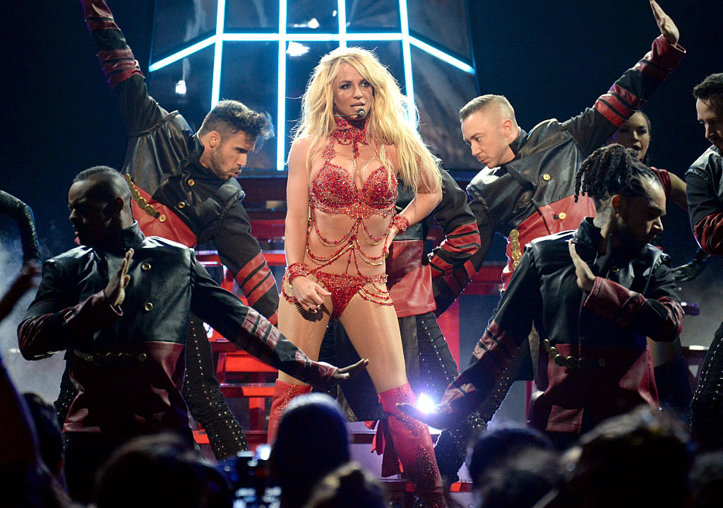 Britney Spears show dates