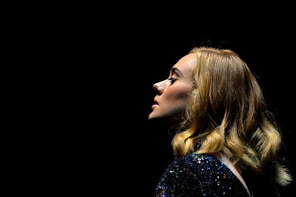 Adele performs at SportPaleis on June 12, 2016 in Antwerpen, Belgium.