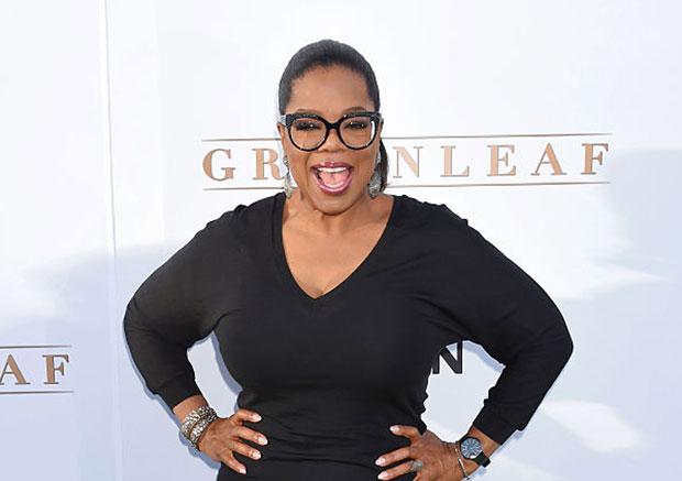 Oprah endorses Hillary