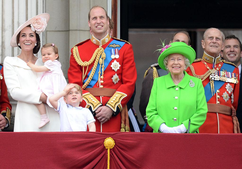 queen scolding prince william gif
