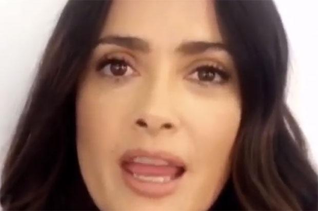 salma hayek face swap