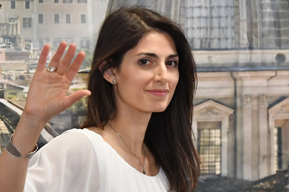 ITALY-ROME-MAYOR-ELECTIONS-RAGGI