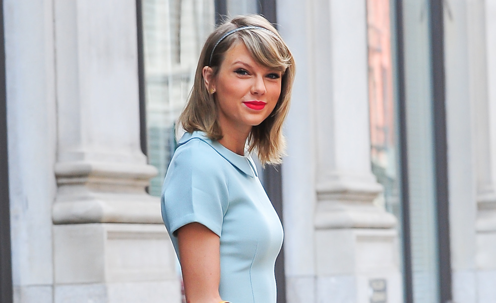 Celebrity Sightings In New York City - April 20, 2015