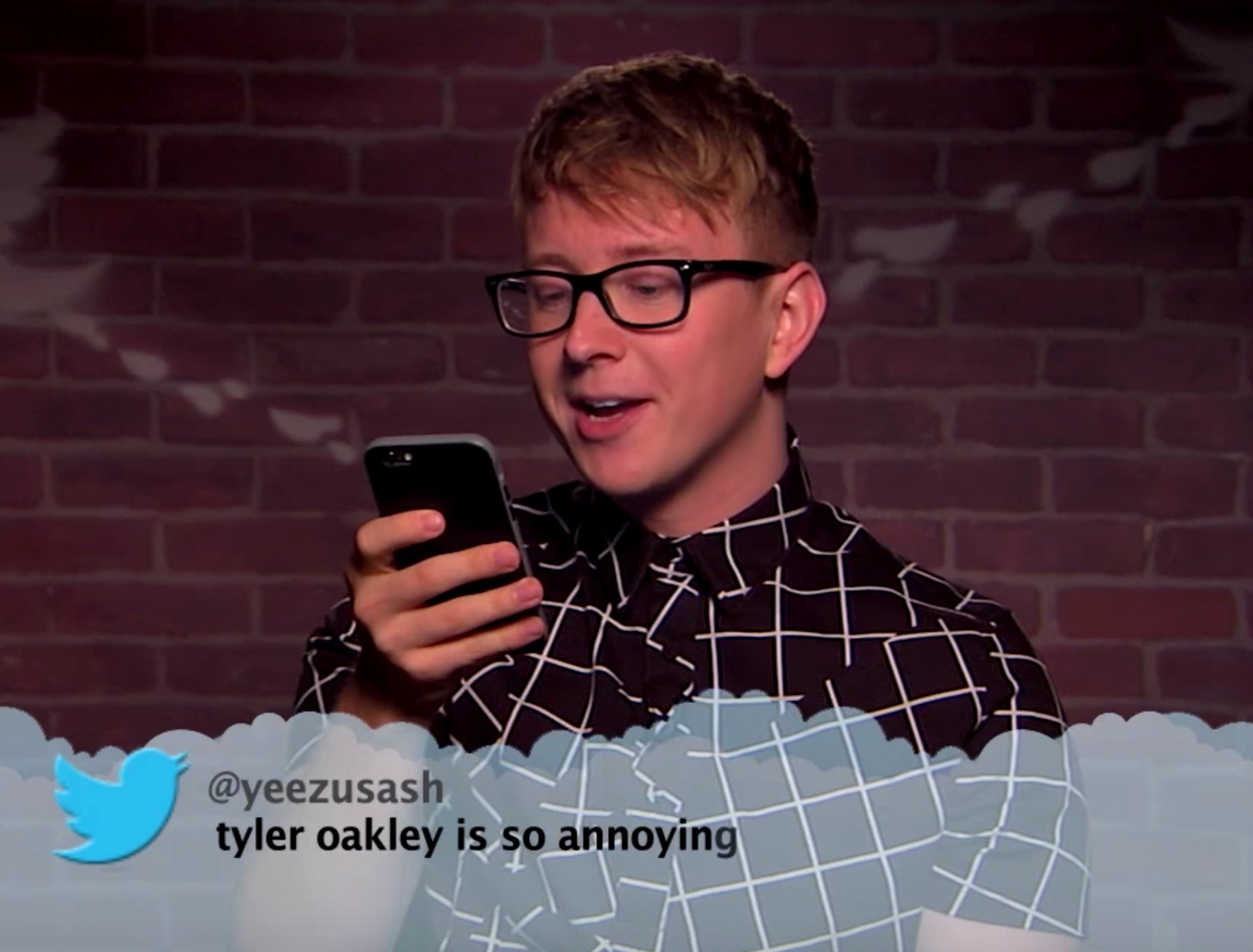 youtubers mean tweets