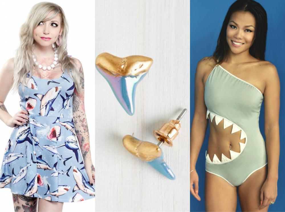 shark week cute stuff