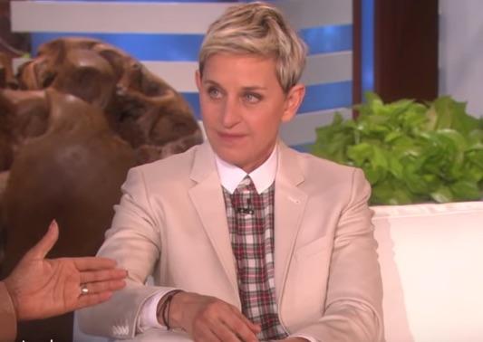 Ellen Degeneres Pride