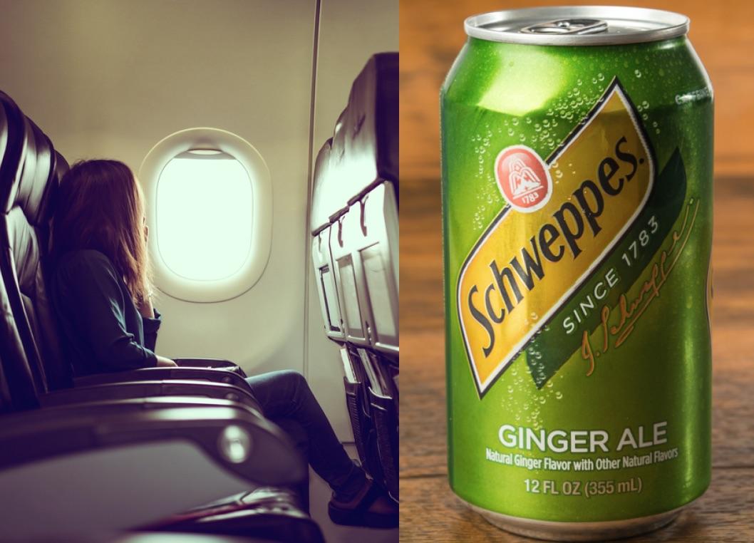 flying ginger ale