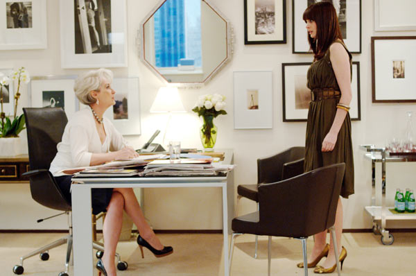 Picture of The Devil Wears Prada Movie