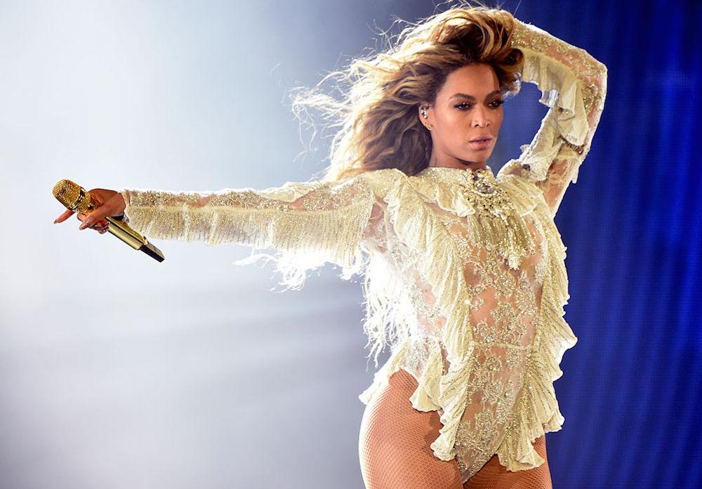"Beyonce ""The Formation World Tour"" - Pasadena"