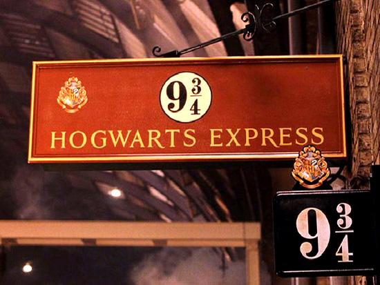 """Harry Potter"" walking tour"