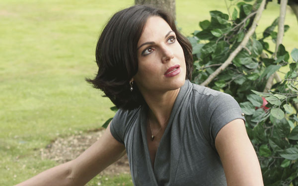 regina once upon a time