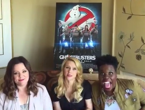 Picture of Ghostbusters Twitter Q&A
