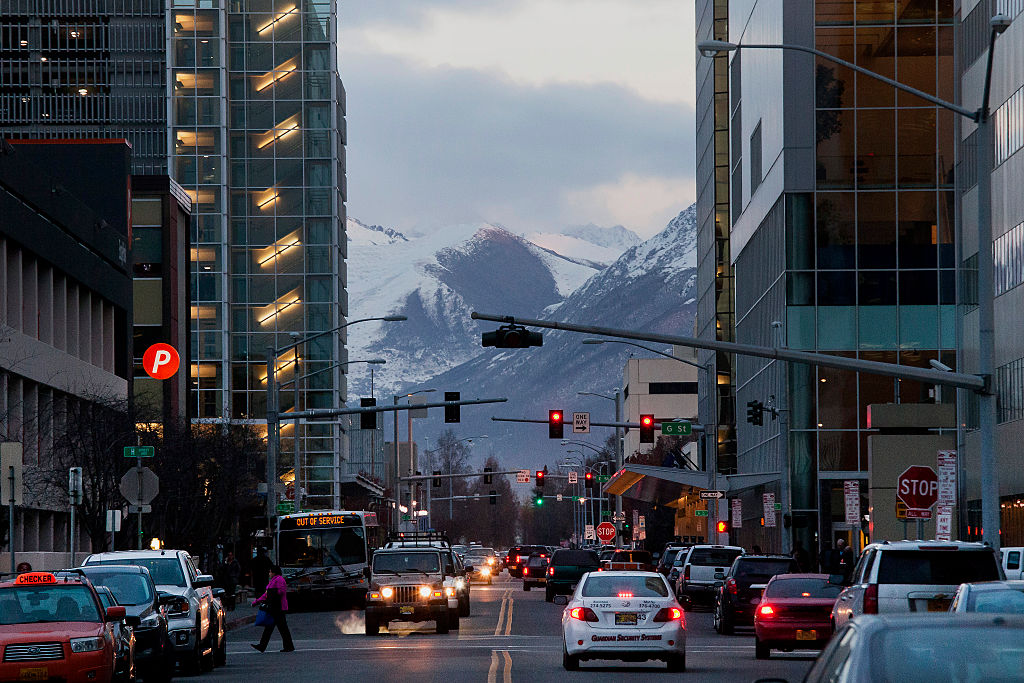 Views Of Alaska's Largest City As Voters Overturn Labor Ordinance Championed By Mayor