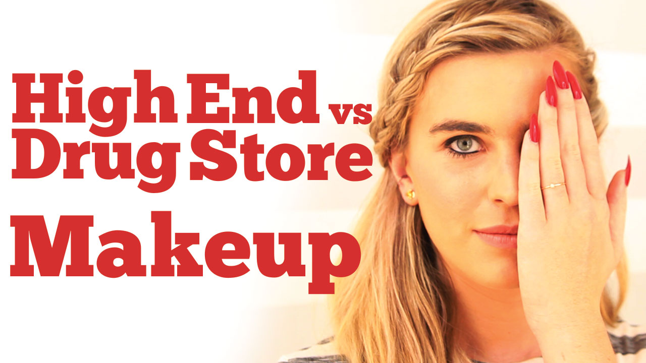 Bookmarked Beauty High End Drugstore