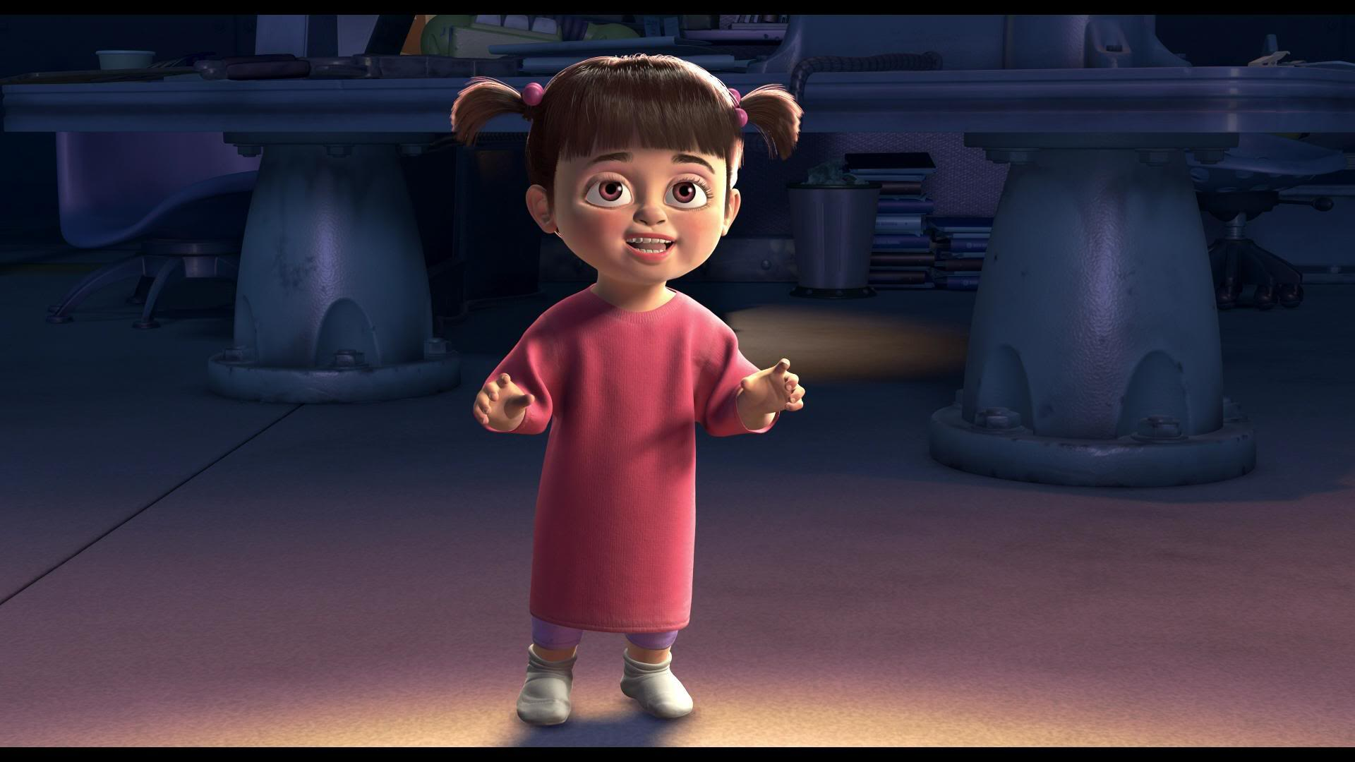 Is A Movie About Boo From Monsters Inc Actually Happening Hellogiggles