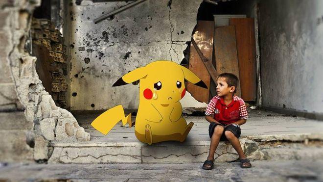 Pokemon Syria