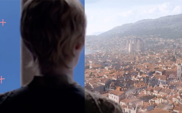 game of thrones green screen