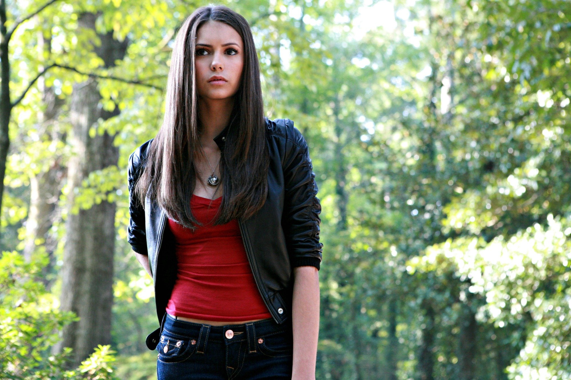 Picture of Nina Dobrev The Vampire Diaries