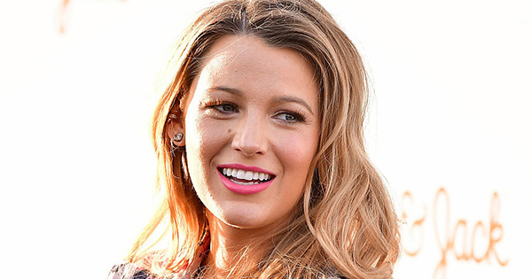 Blake Lively Cat&Jack Launch