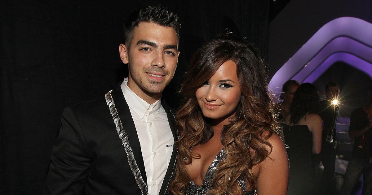 Joe Jonas x Demi Lovato