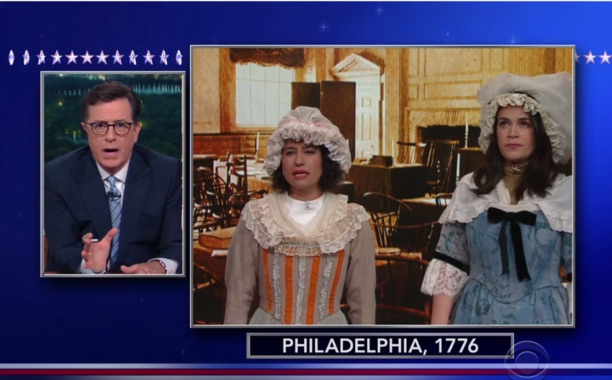 colbert broad city