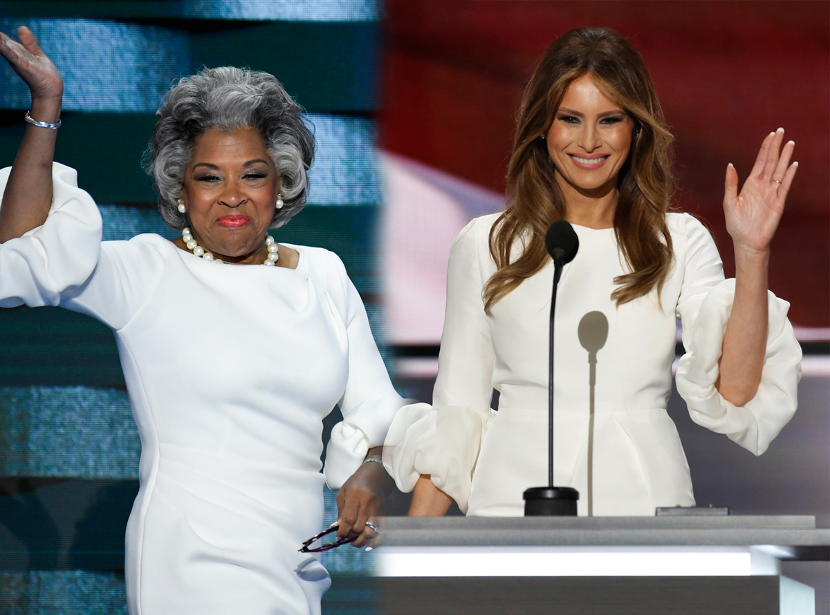 melania-trump-joyce-beatty-dnc