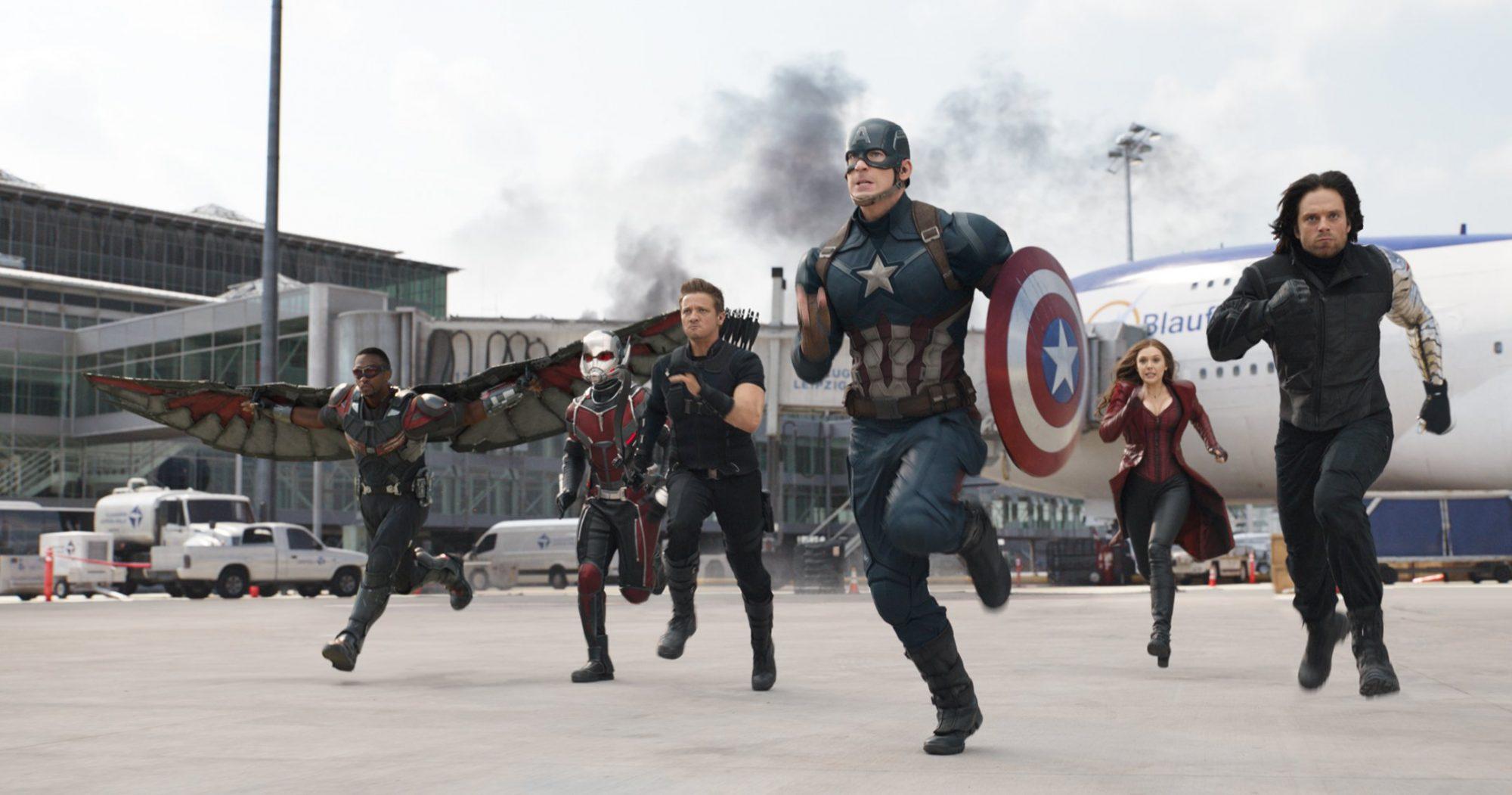 Marvel Captain America Civil War