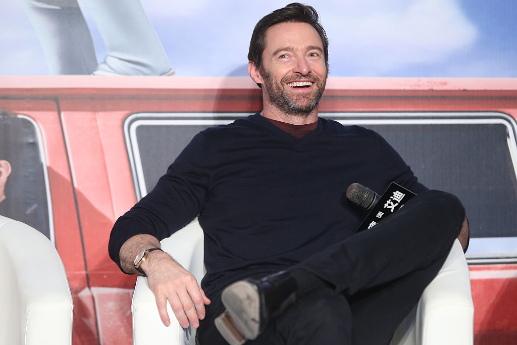 """""""Eddie The Eagle"""" Beijing Press Conference"""