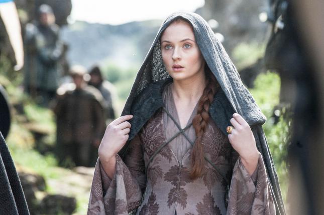 Sansa Stark Halloween Costume
